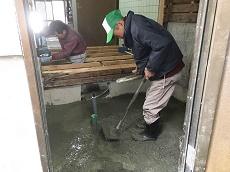 伊佐市で風呂改修工事