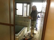 伊佐市で浴室改修リフォーム