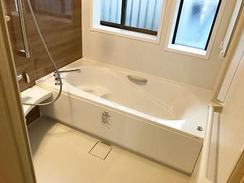 安心してお風呂に入れます!思い切ってリフォームして良かったです。